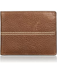 Fossil Turk, Men's Wallet, Braun (Brown), 1.9x9x11 cm (B x H T)