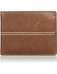 Herren Wristlet? Rfid Wristlet, Womens Wallet, Brown, 0.64x14.29x21.91 cm (B x H T) Fossil