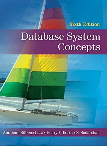 Database system concepts (Informatica) por Abraham Silberschatz