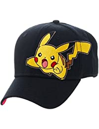 Casquette 'Pokémon' : Pikachu - ajustable