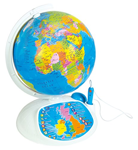 "Clementoni 61302 ""Explore the World! El globo interactivo juguete"