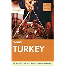 Fodor's Turkey (Full-color Travel Guide, Band 9)