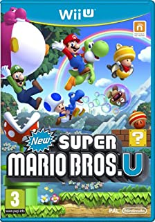 New Super Mario Bros U (Wii U) (B00844Q4EA) | Amazon price tracker / tracking, Amazon price history charts, Amazon price watches, Amazon price drop alerts