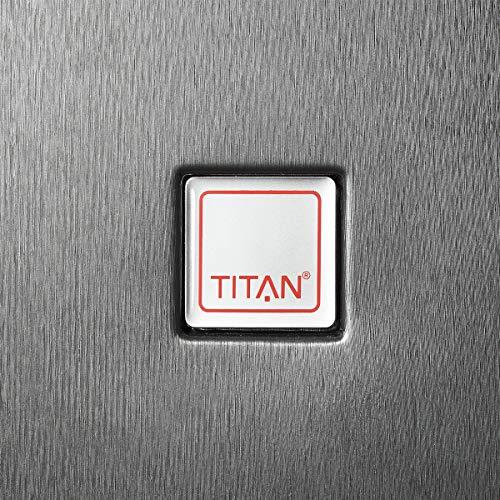 TITAN X2 Shark Skin 4-Rollen-Trolley im Vergleich - 5