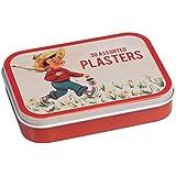 Kinder-Pflaster in Dose, Design Auswahl Vintage Boy