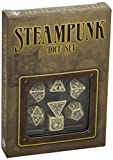 Q-Workshop SSTE18 - Steampunk Dice Beige