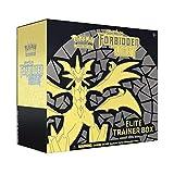 Pokémon POK80433Sole e Luna 6: Forbidden Light Elite Trainer Box, Multicolore