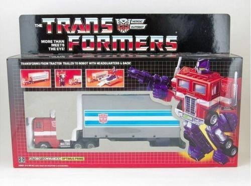 MUS PRIME Re-issue Toy Figure Collection SET MISB Brand NEW ()