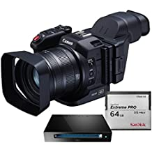 Canon 4K Video Camera For Canon Business Xc10 Memory Card Kit Xc10Mkit Jp F/S
