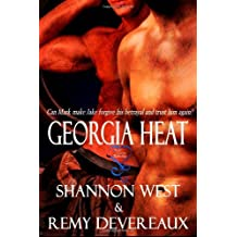Georgia Heat by Shannon West (16-Mar-2012) Paperback
