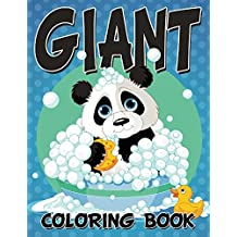 Giant Coloring Book: Coloring Books for Kids