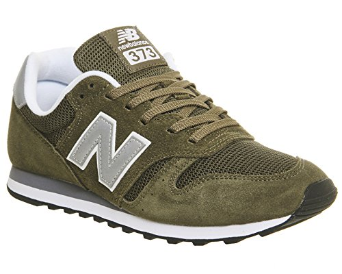 New Balance Ml373olv, Baskets Unisexes - Vert Adulte (olive)