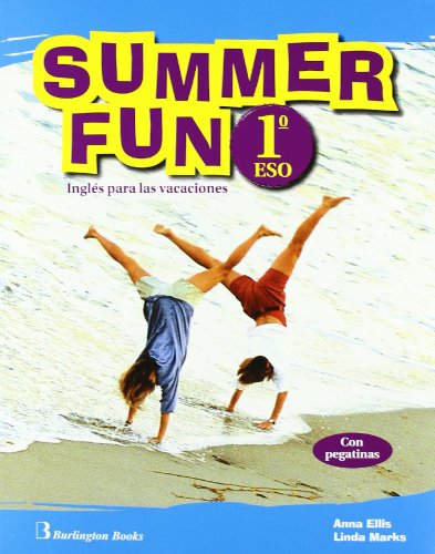 Summer fun 1 eso student book + cd