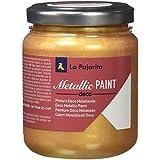 La Pajarita MEP-02 Pintura, Oro, 175 ml