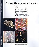 Scarica Libro Arte Roma Auctions Dipinti antichi 800 e arredi argenti e ceramiche arte moderna contemporanea (PDF,EPUB,MOBI) Online Italiano Gratis
