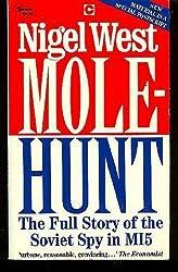 Molehunt (Coronet Books) by Nigel West (1987-10-01)