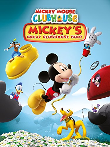 Image of Disney's Mickey Mouse Clubhouse: Mickey's Great Clubhouse Hunt