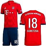 adidas FCB FC Bayern München Set Home Heimset 2018 2019 Herren Gortezka 18 Gr XXL
