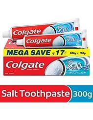 Colgate Active Salt Toothpaste, 300gm (Saver Pack)