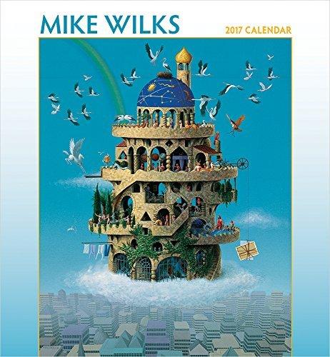 Mike Wilks 2017 Wall Calendar by Mike Wilks (2016-07-15)