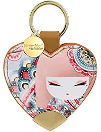 Porte clé Kimmidoll coeur Haruyo - paix