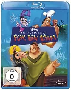 Ein Königreich für ein Lama [Blu-ray]