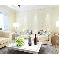 BBSLT Non-tessuto sfondi moderno minimalista ed elegante camera da letto caldo bellezza unghie negozio sfondo , 4 , 53 * 1000cm - Stati Uniti Schiuma Mappa