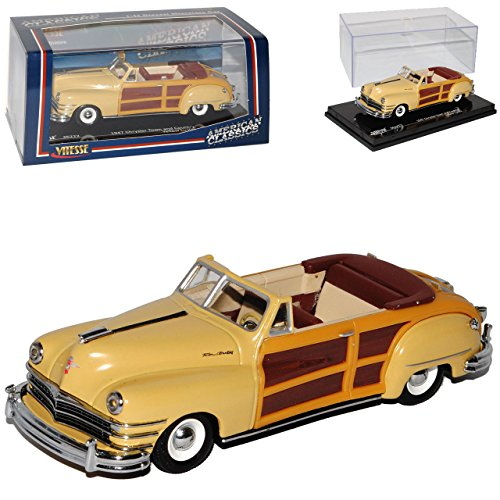 chrysler-town-and-country-cabrio-beige-1947-1-43-vitesse-modell-auto