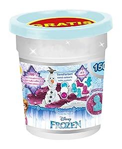 Craze 55190-Magic Arena Disney Frozen Refill Can, 150g Arena, Purpurina