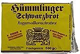 Hümmlinger schwarz- Brot, 12er Pack (12 x 0.5 kg)