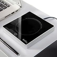 Zoiibuy Calentador de Mug 220V ,Calentador del café del USB ,Tesoro termostático ,Taza