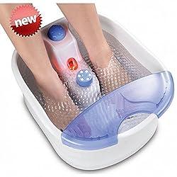 Sinbo-Spa Massagegerät für Füße-mit Infrarot