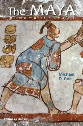 The Maya (Ancient Peoples and Places) by Michael D. Coe (2011) Paperback