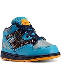Reebok–Versa Pump Omni Lite–Kids Zapatillas–Azul/Negro
