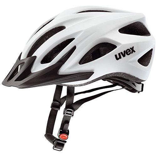 frauen helm Uvex Fahrradhelm Viva 2, White Mat, 52-57 cm