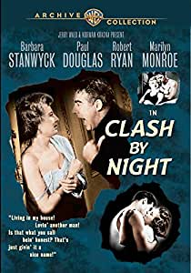 Clash By Night [DVD] [1952] [Region 1] [US Import] [NTSC]