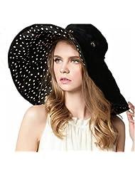 Da.Wa Sombrero de Sol al Aire Libre Necesidades de Verano Anti UV Solar Para Viajes de Playa y Gente de Moda