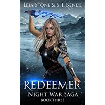 Redeemer (Night War Saga Book 3) (English Edition)