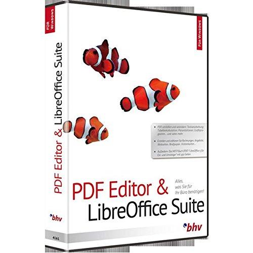 PDF Editor & LibreOffice Suite