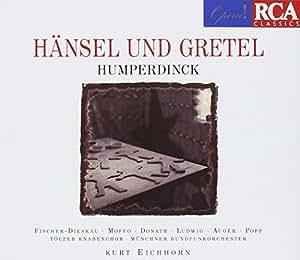 Humperdinck: Hänsel und Gretel (Gesamtaufnahme) (Aufnahme 1971)