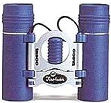 Prismáticos 8 x 21 Tasco Fashion azul/plata