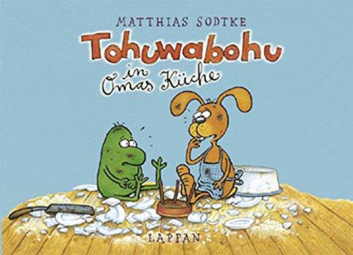 Tohuwabohu in Omas Küche (Nulli und Priesemut)