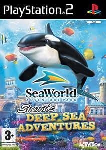 SeaWorld Adventure Parks: Shamu's Deep Sea Adventures (PS2)