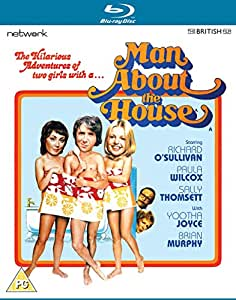 Man About the House [Blu-ray]