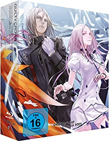 Guilty Crown -  Complete Box / Eps. 01-22 (peppermint classic #003) (inkl. Lost Christmas) [Blu-ray]