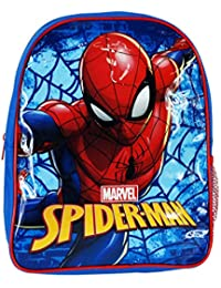 89672154b91e Marvel® Spider-Man Spiderman Official Kids Children School Travel Rucksack  Backpack Bag