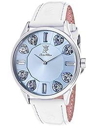 Paris Hilton PH13524MS - Reloj para mujeres, correa de cuero