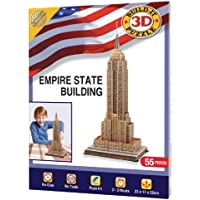 Cheatwell Games Empire State Building Build-Your-Own Giant 3D Kit