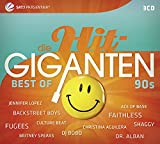 Die Hit Giganten - Best of 90s - Verschiedene Interpreten