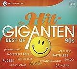 Die Hit Giganten - Best of 90s - Verschiedene Interpreten